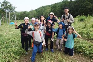 自然教室リーダー