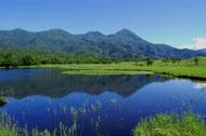 湖畔展望台夏