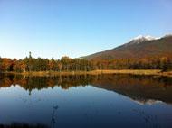 2湖 硫黄山