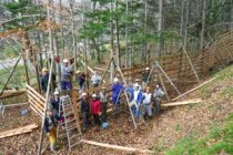 第18回森づくりワークキャンプ実施報告