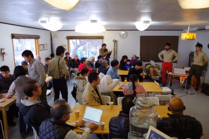羅臼ブログ第4回「羅臼町初!?住民参加型クマ会議開催」