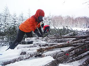 冬期ボランティア活動報告【第3弾】